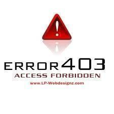HTTP Error 403 – Forbidden (What it Means; How to Respond)