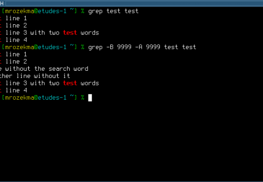 How to Use the Grep Command