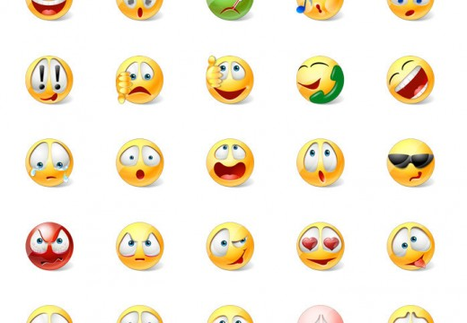 Instant Message Emoticons : Instant messaging