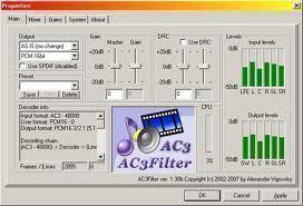 AC3 (Audio Coding 3)