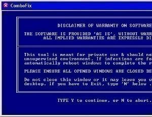 combofix  spyware