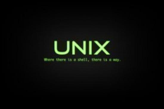 The History of UNIX