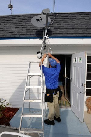 How DirecTV and Dish Network Stop Signal Theft