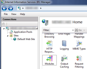 How to Configure IIS to Host a Web Page