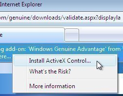 How to Install Active-X