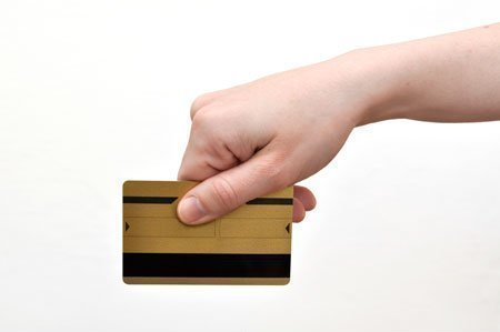Data Layout on Magnetic Stripe Cards