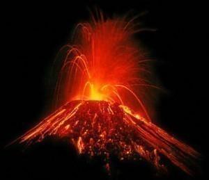 How a Volcano Erupts
