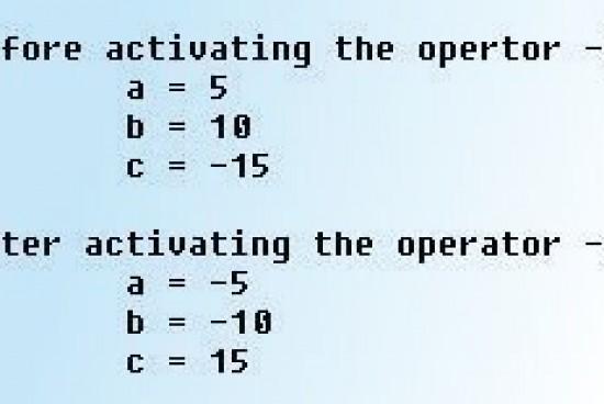 Overloading Binary Operators