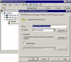 Understanding and Managing SMTP Virtual Servers