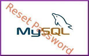 How to Reset a MySQL Password