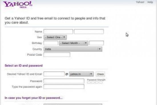 How Do I Create a Yahoo Email Address?
