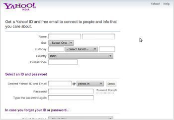 How Do I Create a Yahoo Email Address?