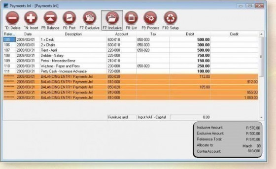 Free Business Accounting Software