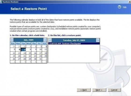 How to Restore Computer to Factory Settings
