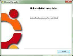 How to Uninstall Ubuntu