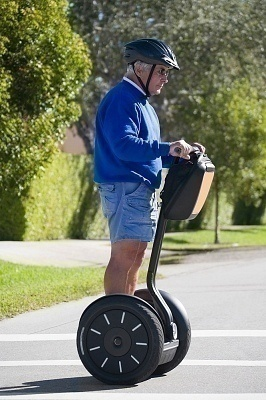 How Does a Segway Work?