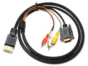 How to Convert HDMI to RCA