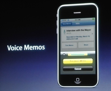 How to Extract a Voice Memo from an iPhone