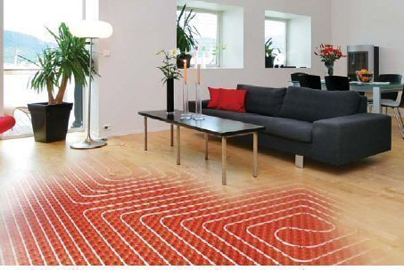 Hydronic Radiant Floor Heat Hydronic Radiant Floor Heat