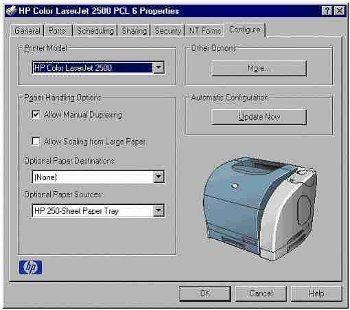 PCL XL Error