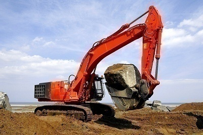 What is a Hydraulic Excavator?