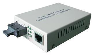 Ethernet Fiber Media Converter