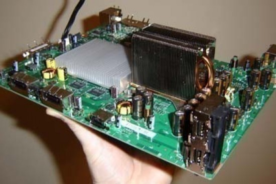 Types of Xbox 360 Motherboards