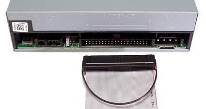 ATAPI (ATA Packet Interface)