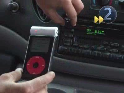 How to Connect an MP3 Player to a Car Stereo