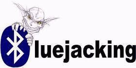 What is Bluejacking?