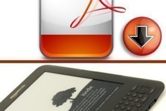 How to Convert PDF to AZW