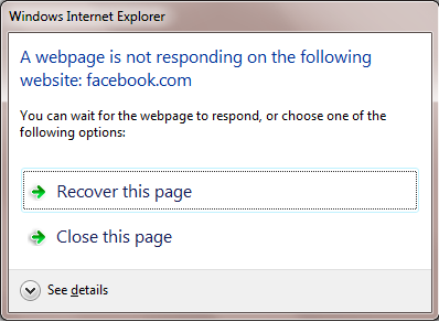 How to Fix Microsoft Internet Explorer Not Responding