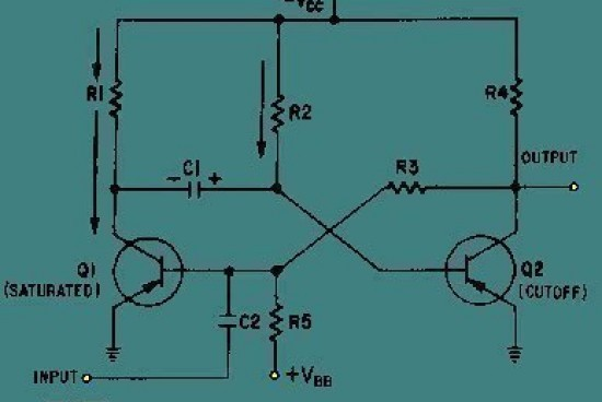 What is a Monostable Multivibrator?