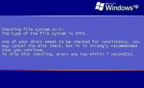 How to Run CHKDSK