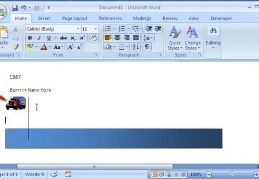 how to make newspaper on microsoft word 2007