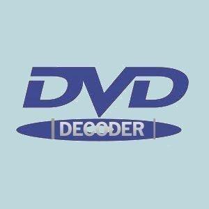 dvd декодер драйвер: