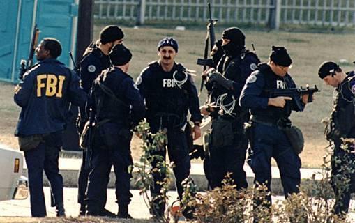 Federal Bureau of Investigation Fbi-raid