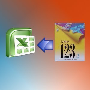 How to Convert Lotus 123 to Excel