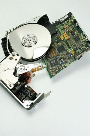 How to Repair a Broken Hard Disk