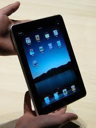 How Much does the iPad Weigh?