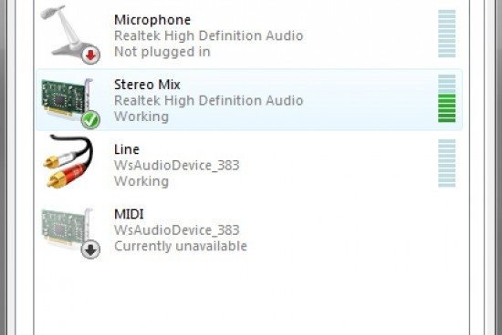 How to Record Audio from Speakers