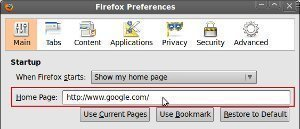 How to Set Google as the Default Search Engine in Firefox