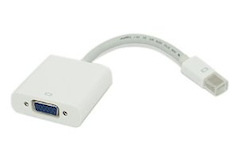 Mini-DisplayPort to VGA