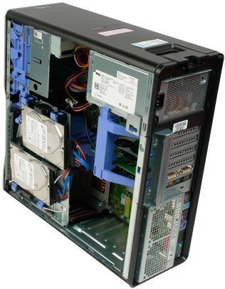 Dell's Precision T3500 Tower Workstation