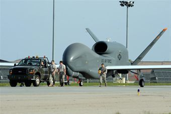 RQ 4 Global Hawk