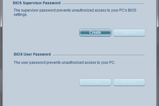 How to Reset an Acer BIOS Password