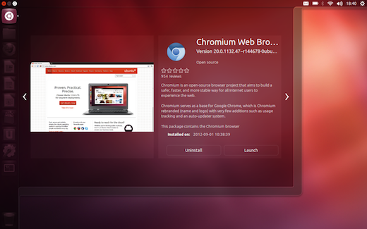 Ubuntu 12.10 previews