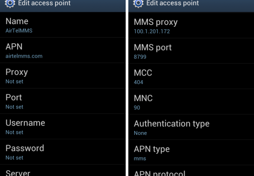 How Do I Setup MMS on My Mobile?