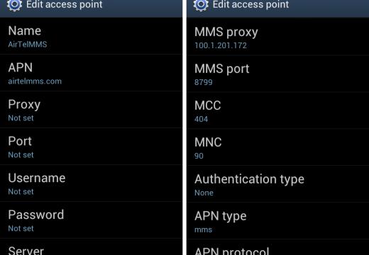 How Do I Setup MMS on My Mobile?