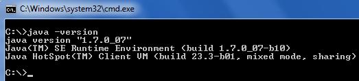 java-version-command-line